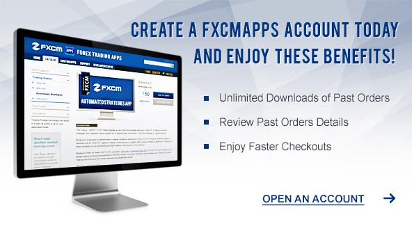 Register at FXCM Apps